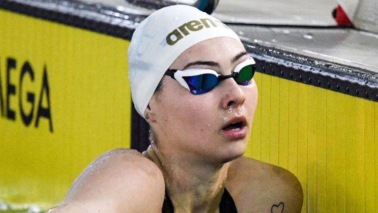 Габриела Георгиева №1 на 200 м гръб