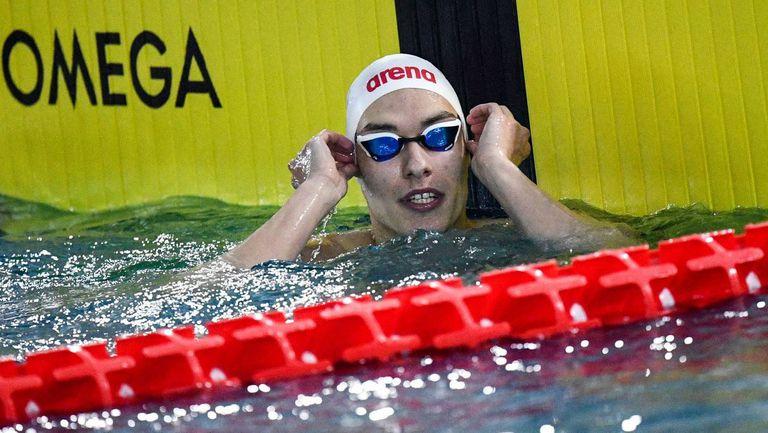 Убедителна победа на Калоян Левтеров на 200 м гръб