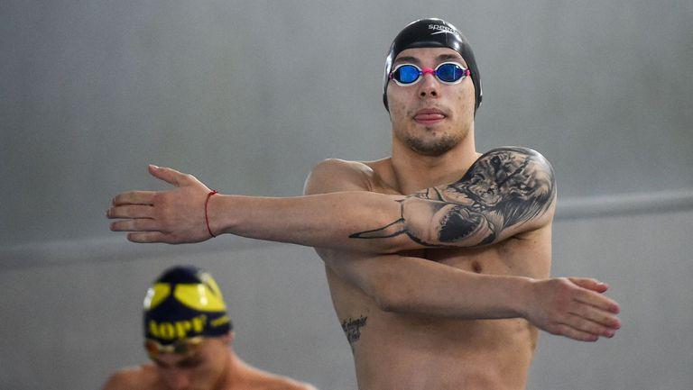 Антъни Иванов спечели на 400 м свободен стил в София