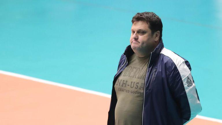 Мартин Стоев: Имаме няколко месеца да се подготвим за Суперлигата