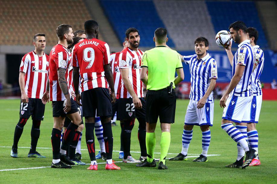 Атлетик Билбао - Реал Сосиедад 0:1