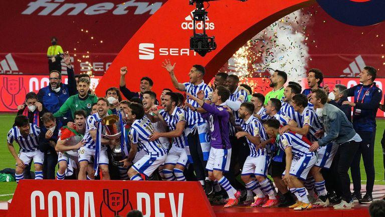 Мечтан триумф за Реал Сосиедад, за Атлетик Б ще има и втори шанс (галерия)