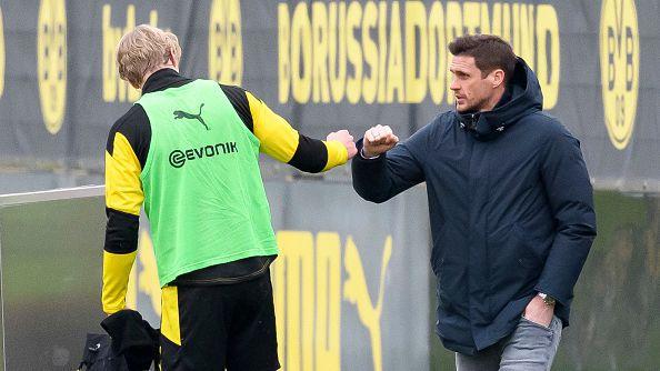 Холанд остава, независимо какво говори Райола, категорични са от Дортмунд