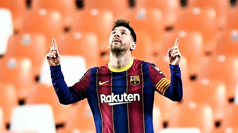 За първи път Меси пропуска две дузпи срещу един отбор в рамките на един сезон в Ла Лига