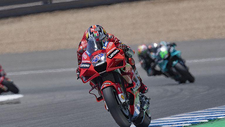 Джак Милър спечели Гран При на Испания в MotoGP