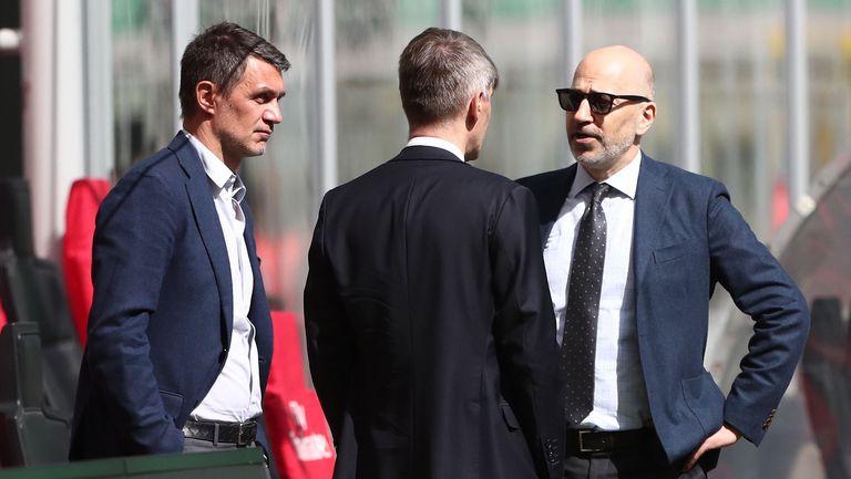 Инцидентът с Донарума улеснява ръководството на Милан