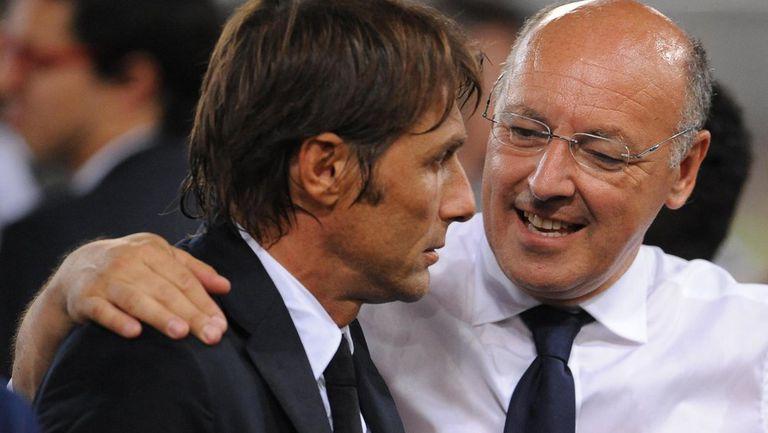 Директор на Интер: Отборът е отражение на Конте, искаме той да остане