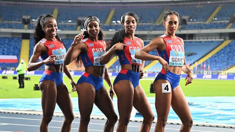 Нидерландия и Куба триумфираха на 4 по 400 м на Световното за щафети