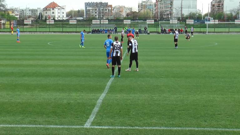 (U19) Левски - Локомотив (Пловдив) 2:0