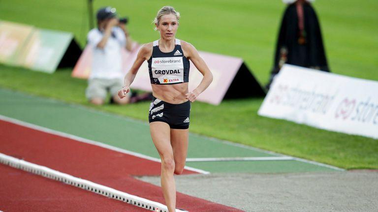 Норвежка бяга по-бързо от световния рекорд на 5 км