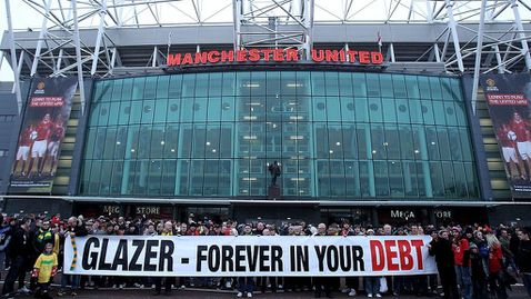 Феновете на Ман Юнайтед поставиха ултиматум на собствениците и им дадоха срок до петък