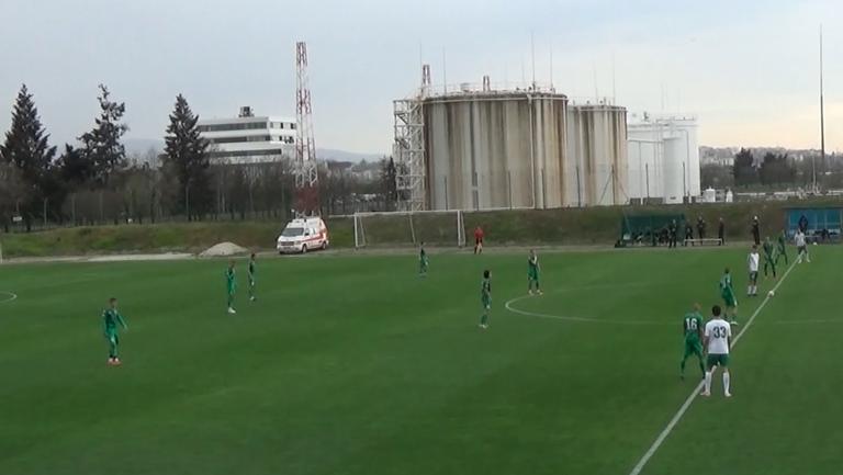 (U19) Витоша - Национал 6:0