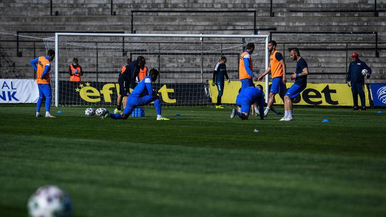 """Отборът на Монтана се готви да превземе стадион """"Славия"""""""