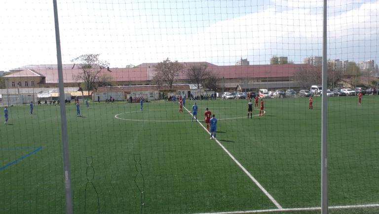 (U17) ЦСКА-София - Левски 1:1