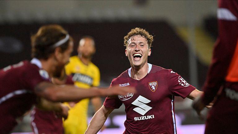 Торино - Парма 1:0