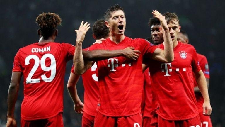 Отличниците и разочарованията насред сезона в Бундеслигата