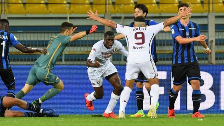 """Футболист на Торино е най-нископлатеният играч в Серия """"А"""""""