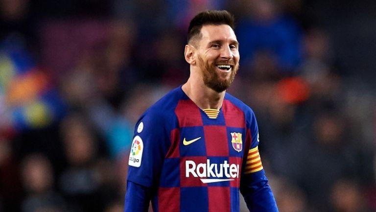 Меси: Сега мисля по-малко за гола и повече за играта
