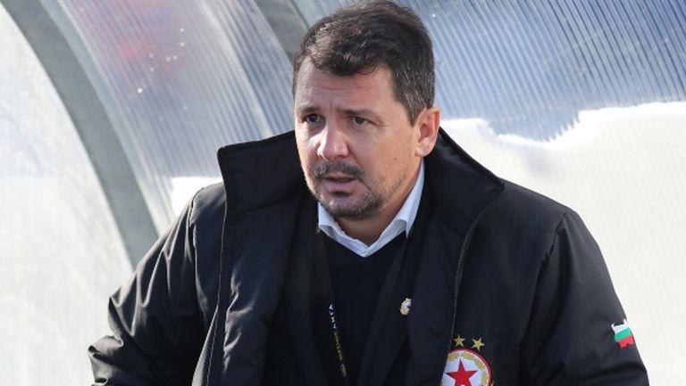 Крушчич: Оставането ми не зависи само от мен, за България ЦСКА се представя ужасно