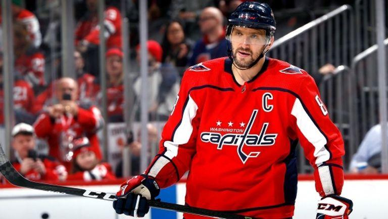 Овечкин пак ще пропусне Мача на звездите на НХЛ