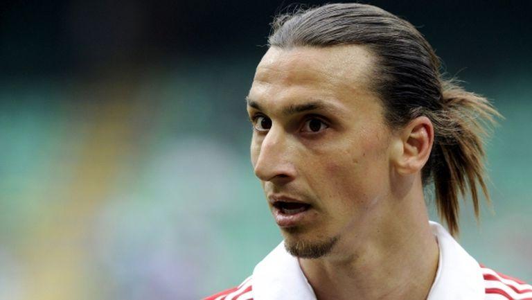 Галиани: Ибрахимович не искаше да напусне Милан през 2012 година