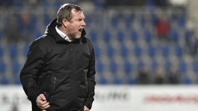Лудогорец представя Павел Върба и екипа му на 7 януари