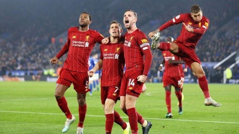 Спортните журналисти по света избраха Ливърпул за отбор на годината
