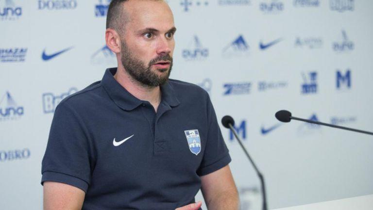 Треньорът на Осиек: ЦСКА преодоля миникризата, но в София се убедих, че можем да ги отстраним