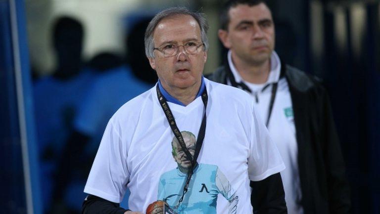 Дерменджиев: Не ме изненадва смяната в Лудогорец, изгубиха облик