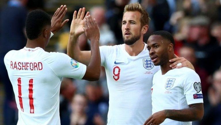 Атаката на Англия е една от най-вълнуващите в света, смята Саутгейт