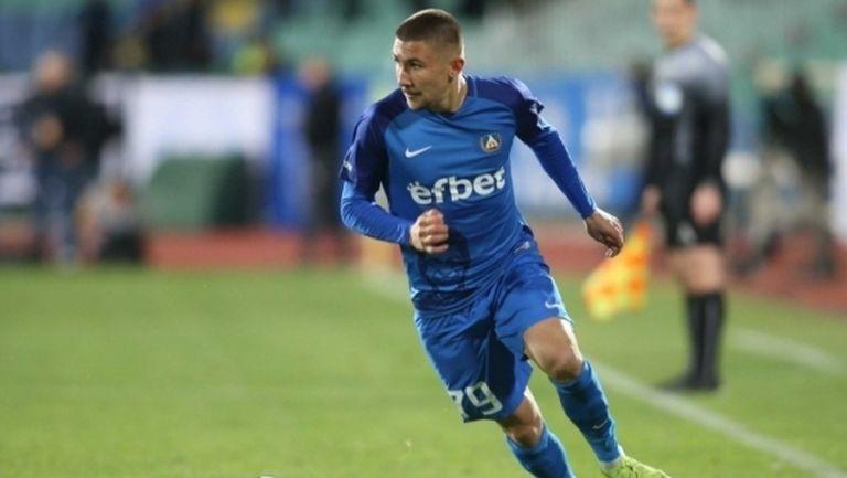 Мартин Петков с два гола за Левски срещу Ботев при U19 (видео)