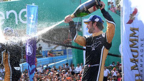 Жан-Ерик Верн спечели Гран при на Чили във Формула Е