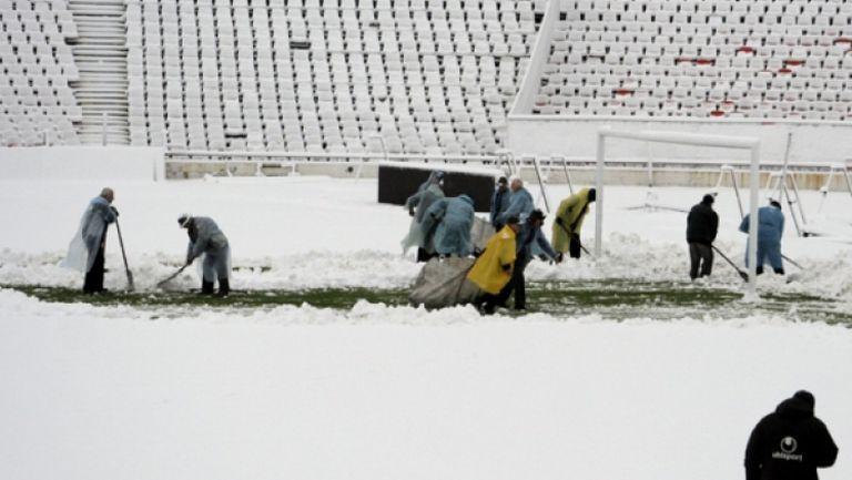 Снежната буря отложи Ботев (Пловдив) - Лудогорец