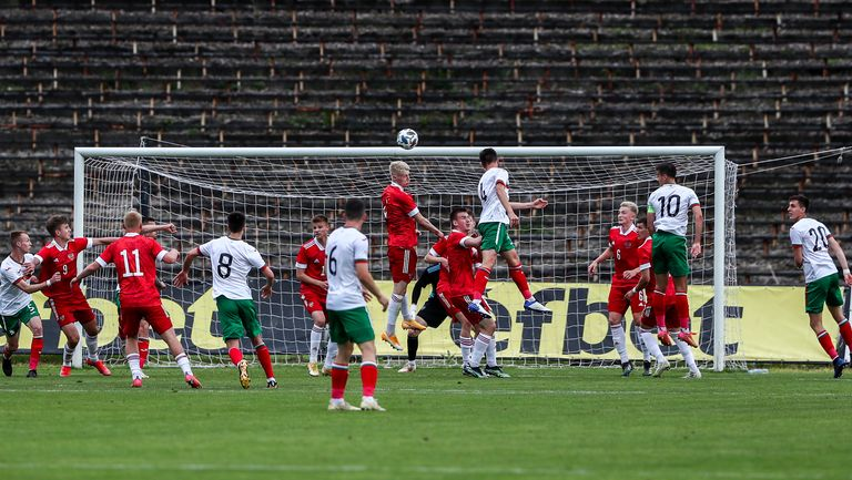 България - Русия U21