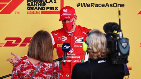 Мик Шумахер е новият шампион във Формула 2