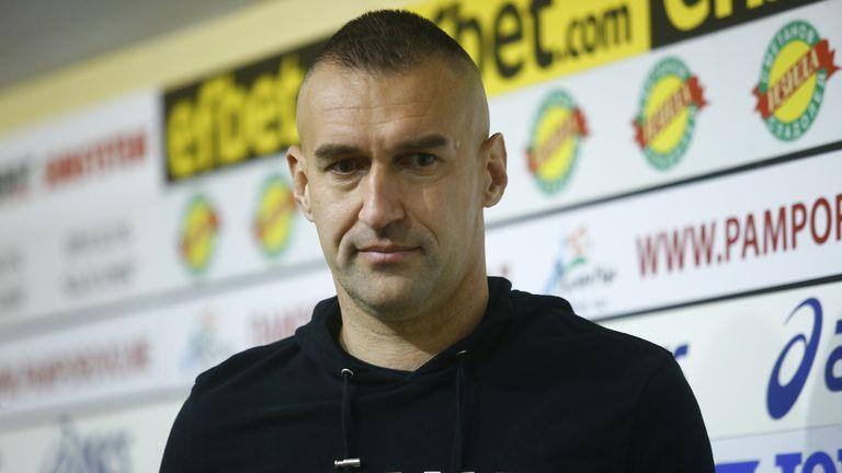 Камбуров останал разочарован, че не записа минути срещу Арда