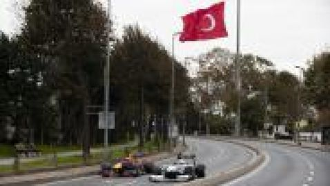 Научете интересни подробности за демото на Ред Бул преди ГП на Турция