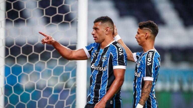 Гремио - Сао Пауло 1:0