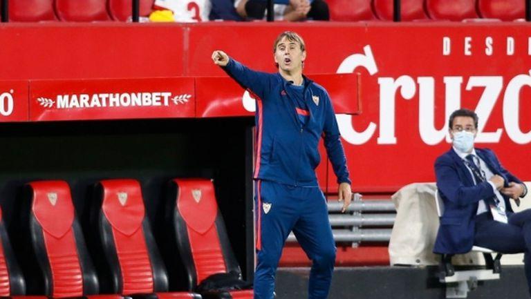Лопетеги не планира да даде почивка на нито един играч срещу Челси