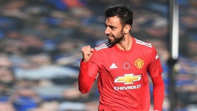 Ман Юнайтед предлага нов договор на Бруно след само 11 месеца