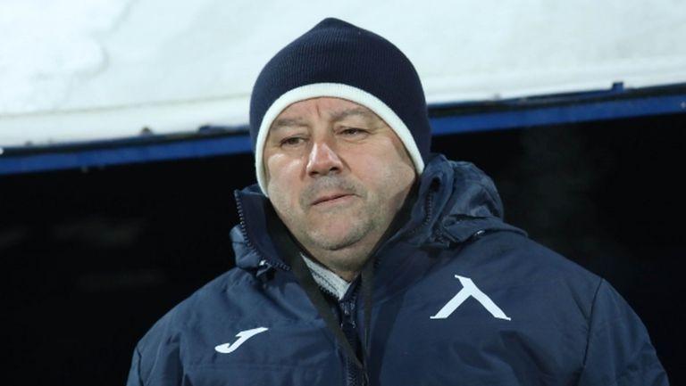 Треньорът на Левски на 51