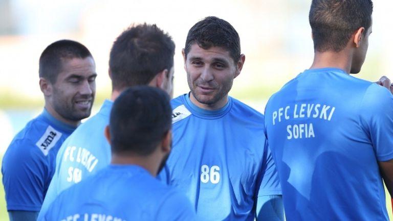 Коко Динев връща във футбола минал през Интер и Левски