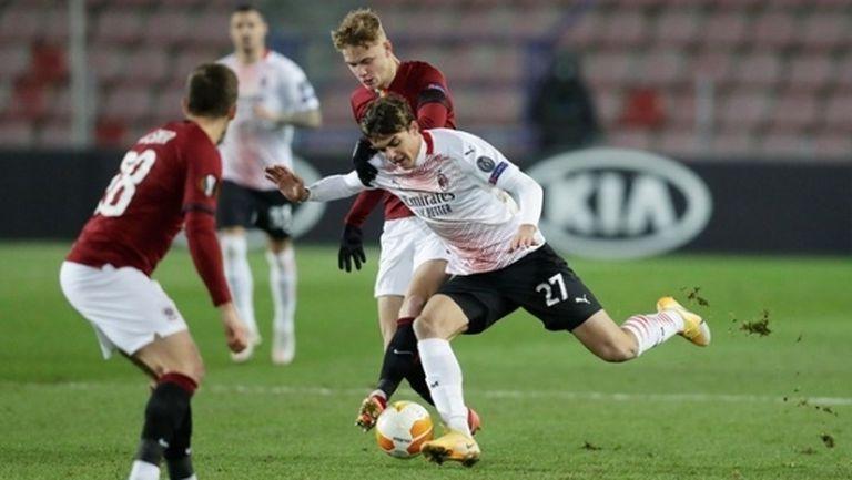 Променен Милан се справи с Минчев и Спарта и завърши първи (видео)