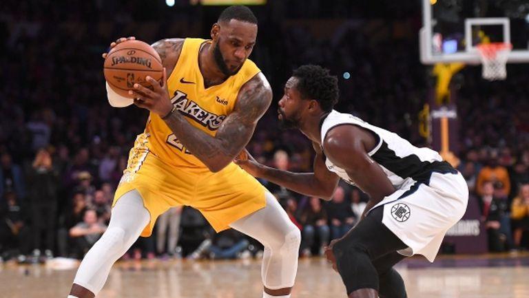 Контролите в НБА започват (пълна програма)