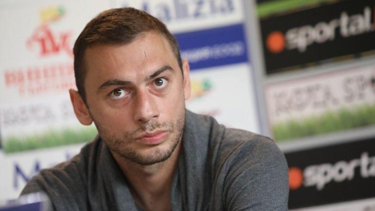 Балтанов: Никога не съм мислел, че Левски може да е на тази позиция