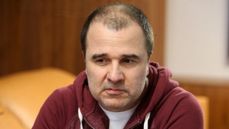 Цветомир Найденов с коментар след равенството в Кърджали