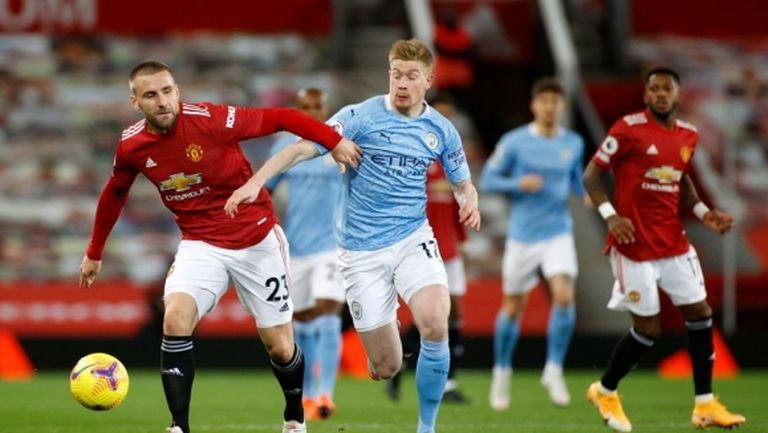 Юнайтед и Сити чакаха, чакаха, но не дочакаха гол в скучно дерби на Манчестър (видео)