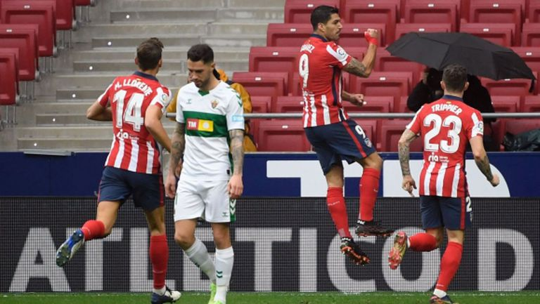 Атлетико се върна към победите (видео)