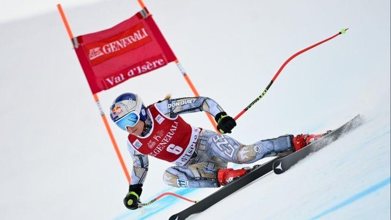 Ледецка хвърли нова бомба в СК по ски алпийски дисциплини