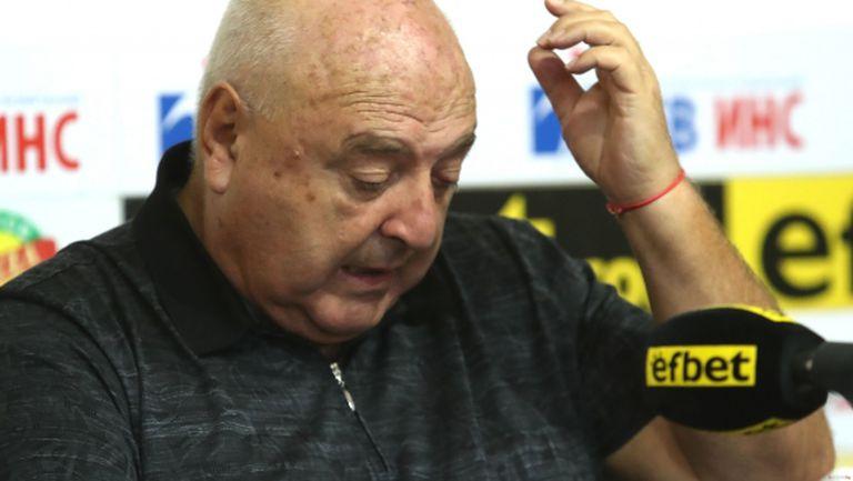 Разследват Венци Стефанов за расизъм